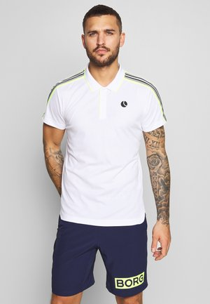 TYLER  - Funkční triko - brilliant white
