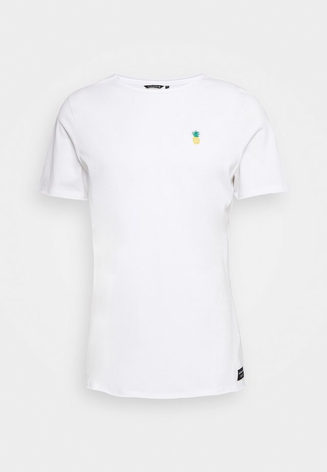 SWIMSHOP TEE SPECIAL - T-shirt basic - brilliant white