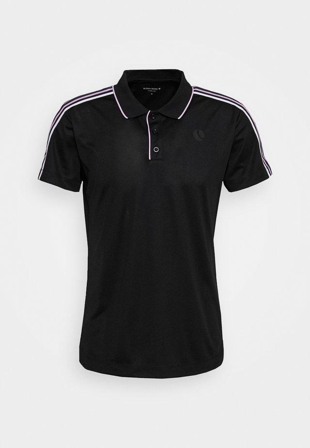 TYLER - Sports shirt - black beauty