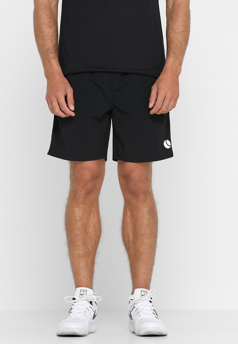 Björn Borg - TABER SHORTS - Sports shorts - black beauty
