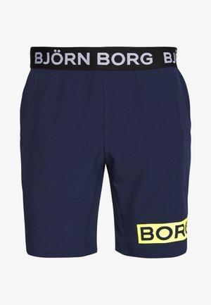 AUGUST SHORTS - Sports shorts - peacoat