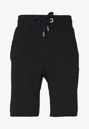 SPORT SHORTS - Sports shorts - black beauty