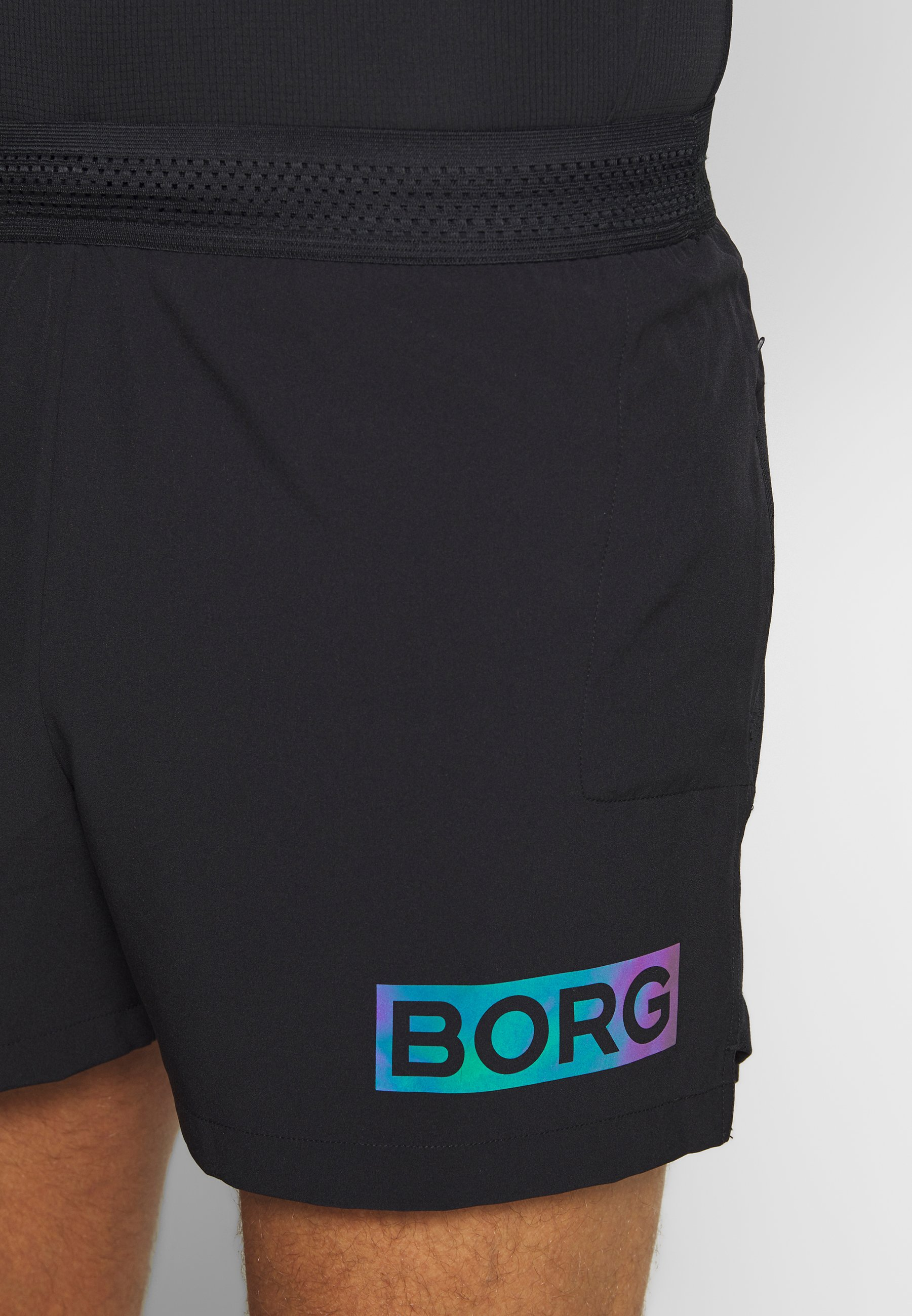 Björn Borg Arthur Shorts - Sports Black Radiate UK