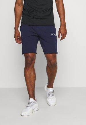 SPORT SHORTS - Sports shorts - peacoat