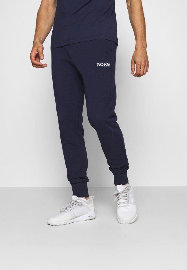 SPORT PANTS - Pantalon de survêtement - peacoat
