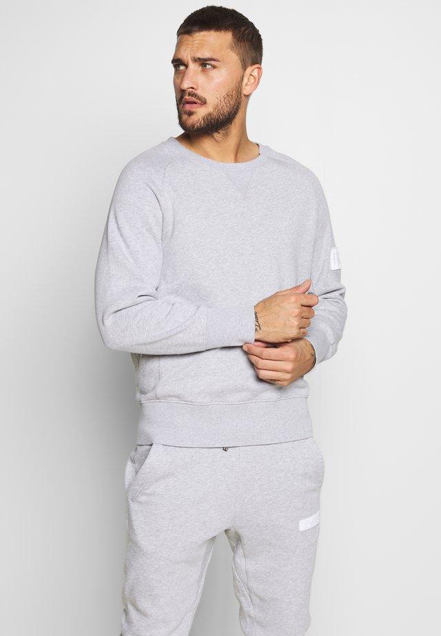 SPORT CREW - Sweatshirts - light grey melange