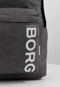 Björn Borg - NEW BACKPACK - Ryggsekk - grey - 6