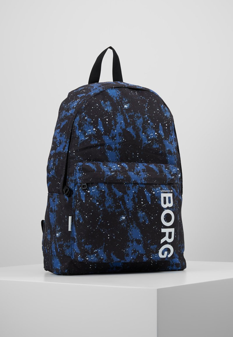 Björn Borg - NEW BACKPACK - Batoh - black