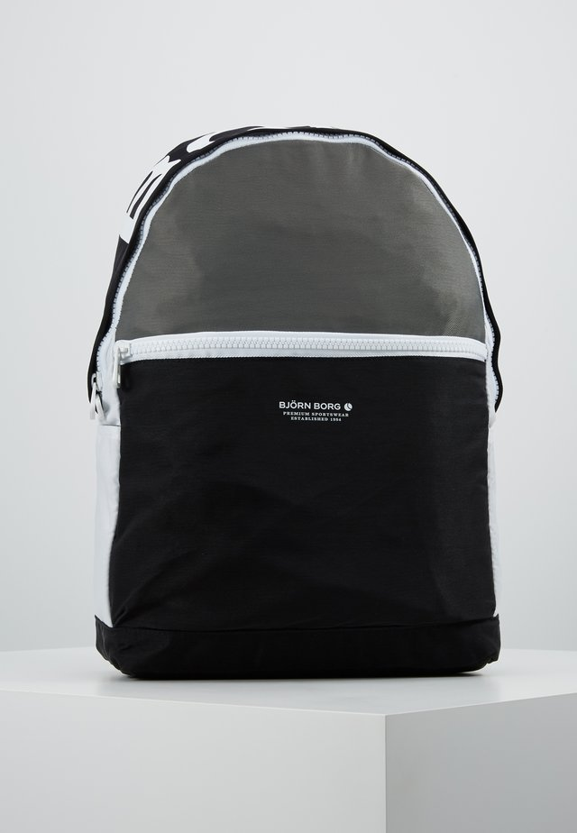 GORDON BACKPACK - Ryggsäck - black