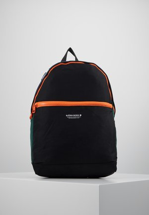 GORDON BACKPACK - Ryggsekk - black