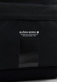 Björn Borg - BORIS BACKPACK - Ryggsekk - black - 6