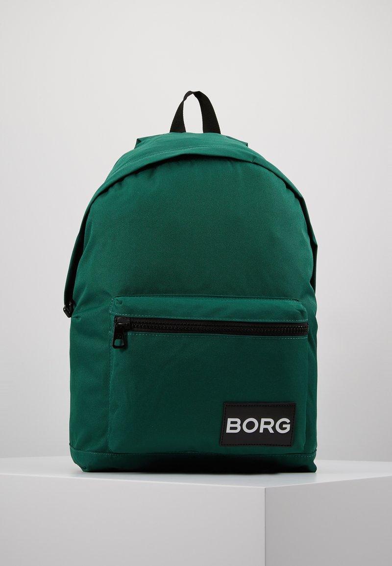 Björn Borg - CON BACKPACK - Ryggsekk - green