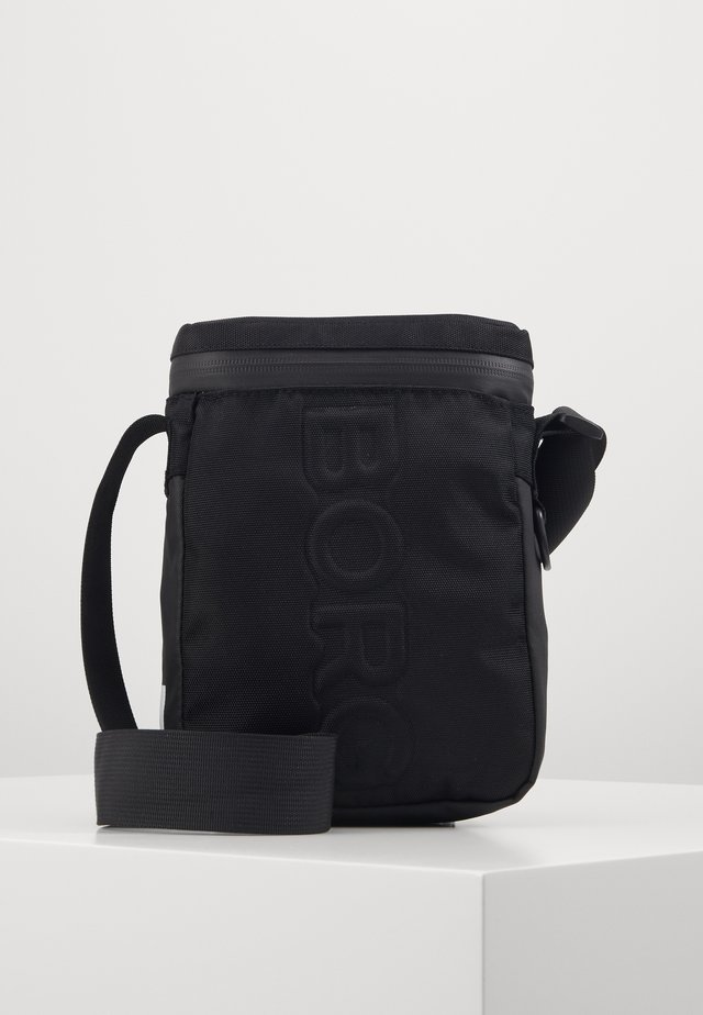 SEAN CROSSOVER BAG - Across body bag - black
