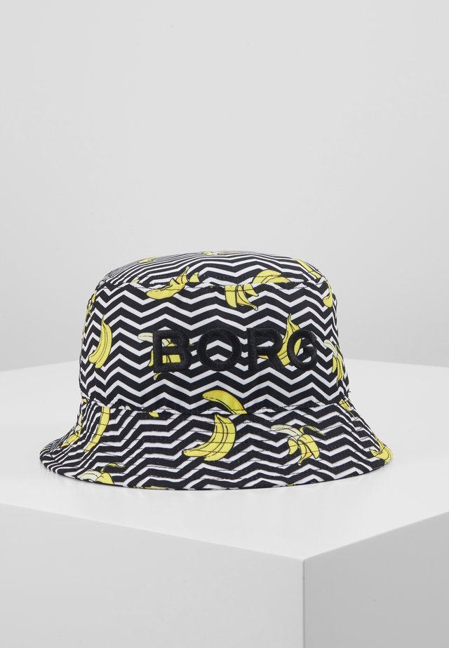 BYRON BUCKET HAT - Klobouk - black beauty