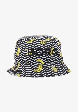 BYRON BUCKET HAT - Hattu - black beauty