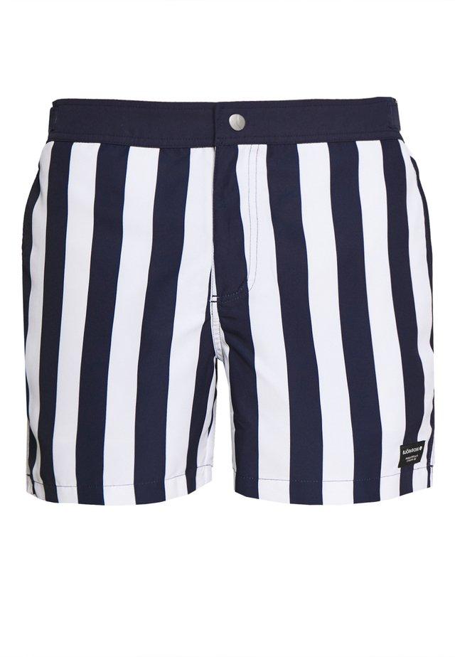 Shorts da mare - peacoat