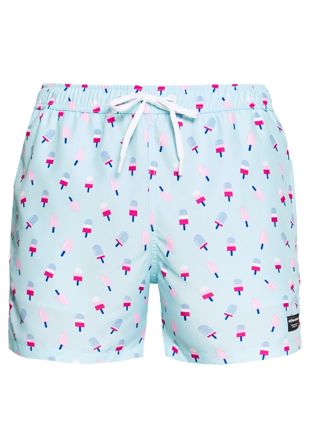 SYLVESTER SYLVESTER LOOSE - Surfshorts - iced aqua
