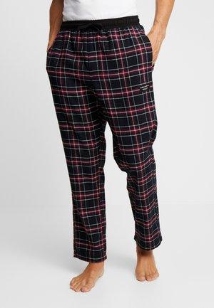PERCY PANTS - Pantalón de pijama - black beauty