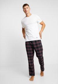 Björn Borg - PERCY PANTS - Pantalón de pijama - black beauty - 1