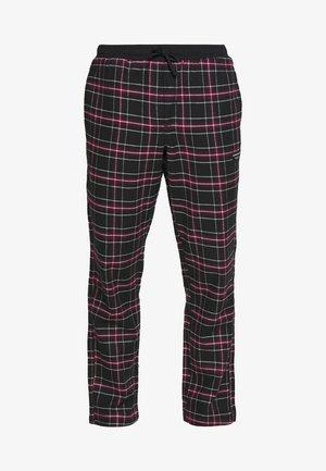 PERCY PYJAMA PANT - Bas de pyjama - black