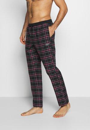 PERCY PYJAMA PANT - Pantalón de pijama - black