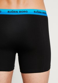 Björn Borg - SOLID NEON 7 PACK - Shorty - multicolor - 5