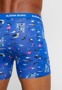 Björn Borg - BACK TO WORK 7 PACK - Culotte - surf the web - 3