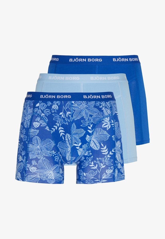 FIJI FLOWER SAMMY SHORTS 3 PACK - Underkläder - surf the web