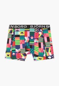 Björn Borg - GEO FLAG SAMMY 5 PACK - Underkläder - mint leaf - 1