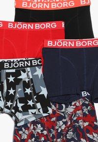 Björn Borg - SHORTS 5 PACK - Boxerky - peacot - 4
