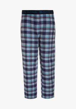 WINTER PEPPER PANT  - Pantalón de pijama - deep cobalt