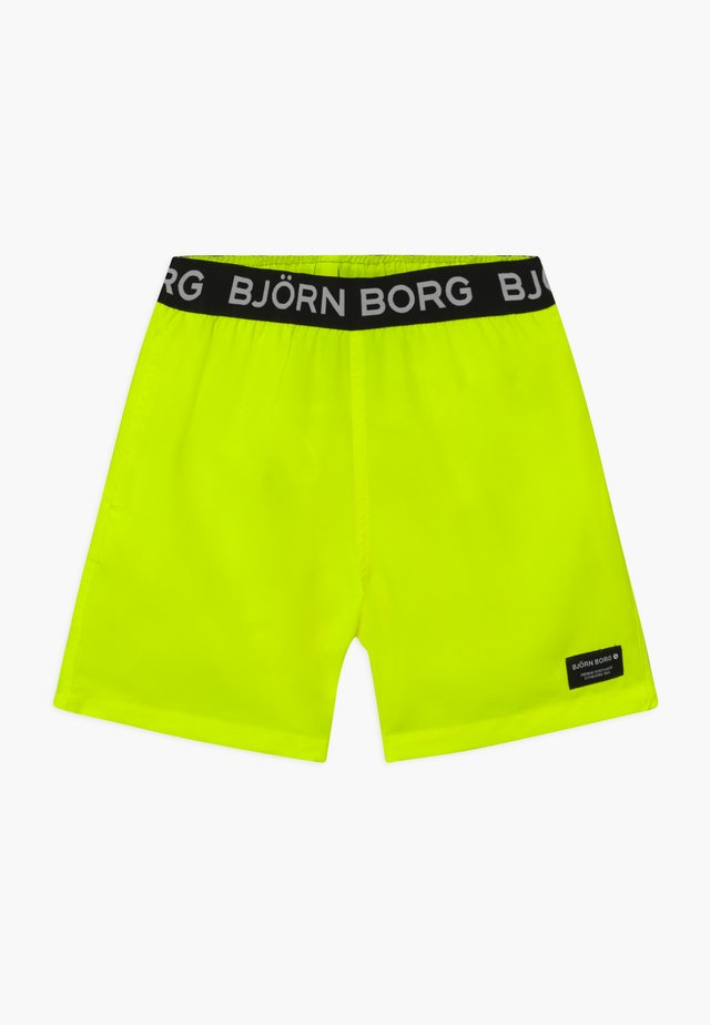 KEITH LOOSE - Surfshorts - safety yellow