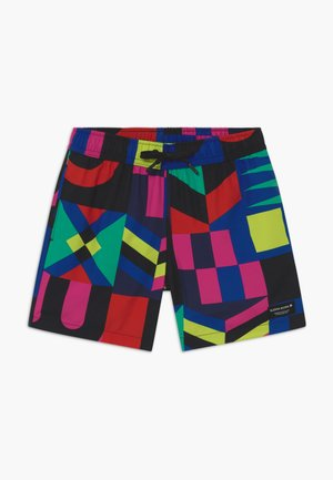 KENNY LOOSE - Swimming shorts - multi-coloured