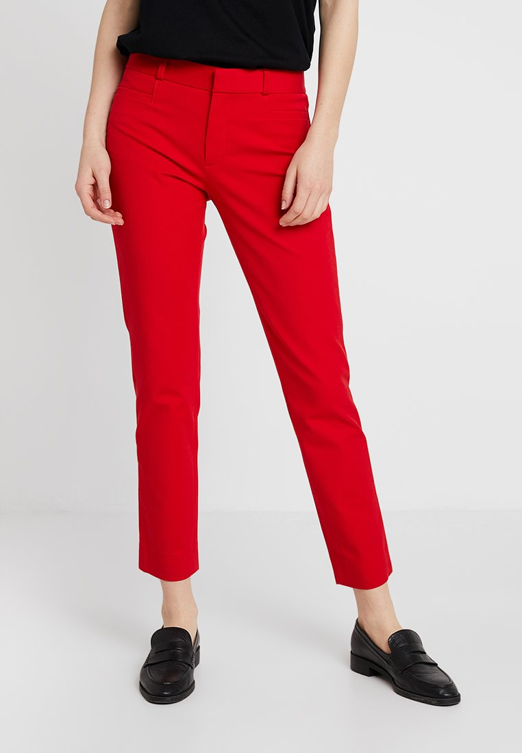 Banana Republic - SLOAN SOLIDS - Kangashousut - ultra red