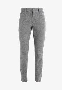 Banana Republic - SLOAN TEXTURE PANT - Trousers - heathered charcoal - 5