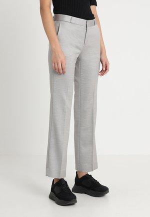 LOGAN TWILL - Kalhoty - light grey
