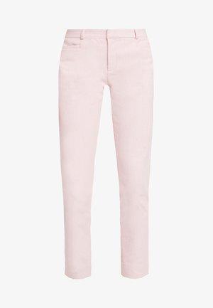 SLOAN RAILROAD STRIPE - Pantaloni - party pink