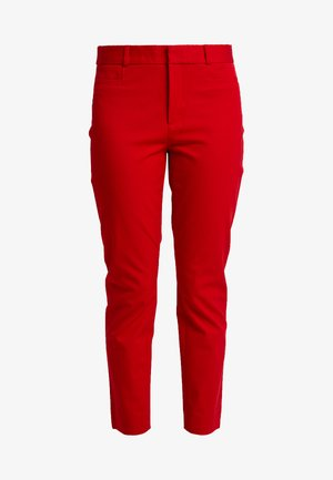 SLOAN SOLIDS - Chino - ultra red
