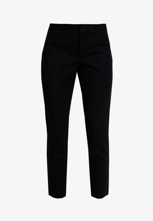 SLOAN SOLIDS - Chinos - black