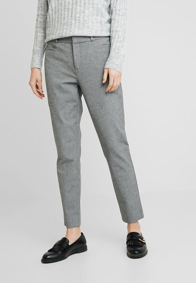 SLOAN TEXTURE PANT - Bukser - dark grey
