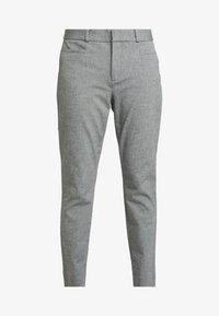 Banana Republic - SLOAN TEXTURE PANT - Trousers - dark grey - 5
