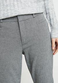 Banana Republic - SLOAN TEXTURE PANT - Trousers - dark grey - 6