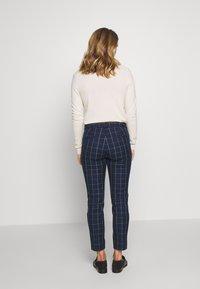Banana Republic - SLOAN JAN PLACEHOLDER - Trousers - dark blue - 2