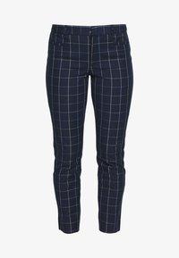 Banana Republic - SLOAN JAN PLACEHOLDER - Trousers - dark blue - 3