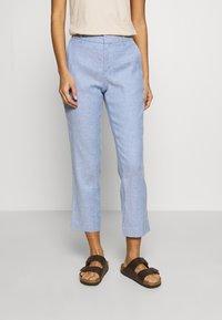Banana Republic - AVERY SOLIDS - Trousers - sky blue - 0