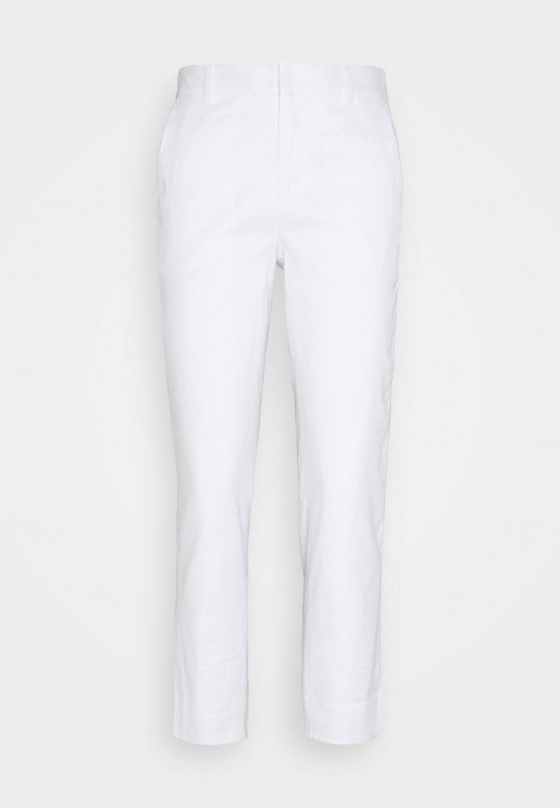 Banana Republic - AVERY - Trousers - white