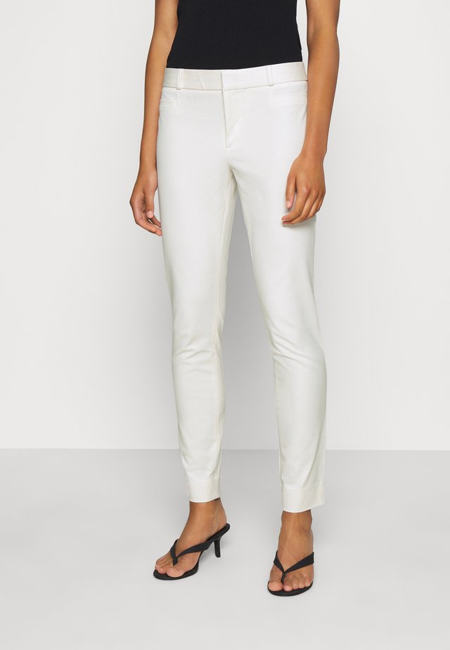 MODERN SLOAN SOLIDS - Pantalon classique - snow day