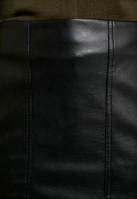 Banana Republic - WASHABLE - Pouzdrová sukně - black - 5