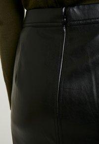 Banana Republic - WASHABLE - Pouzdrová sukně - black - 3