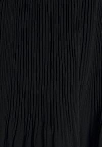 Banana Republic - PLISSE - Mini skirt - black - 2
